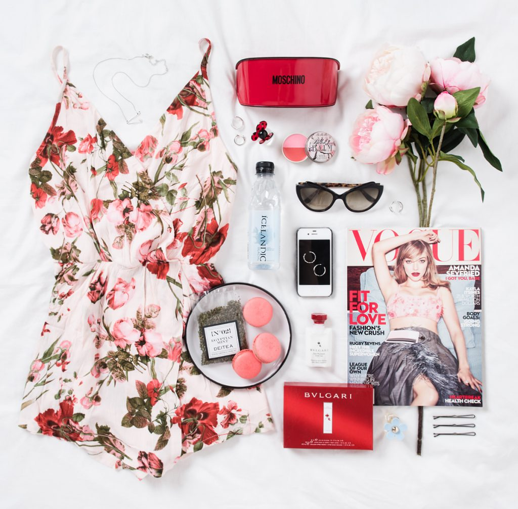 Flatlay Tips Photography Blog