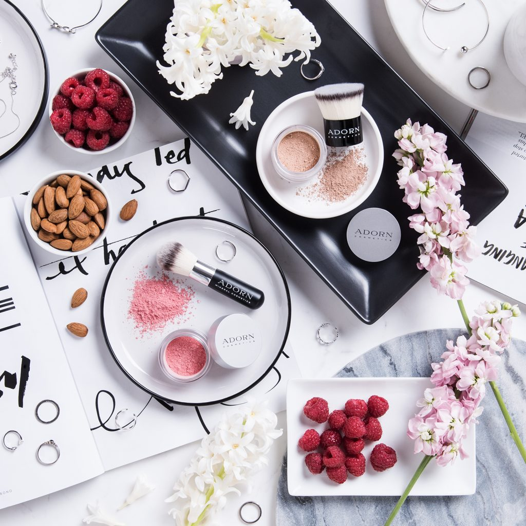 Flatlay Photography Tips Blog