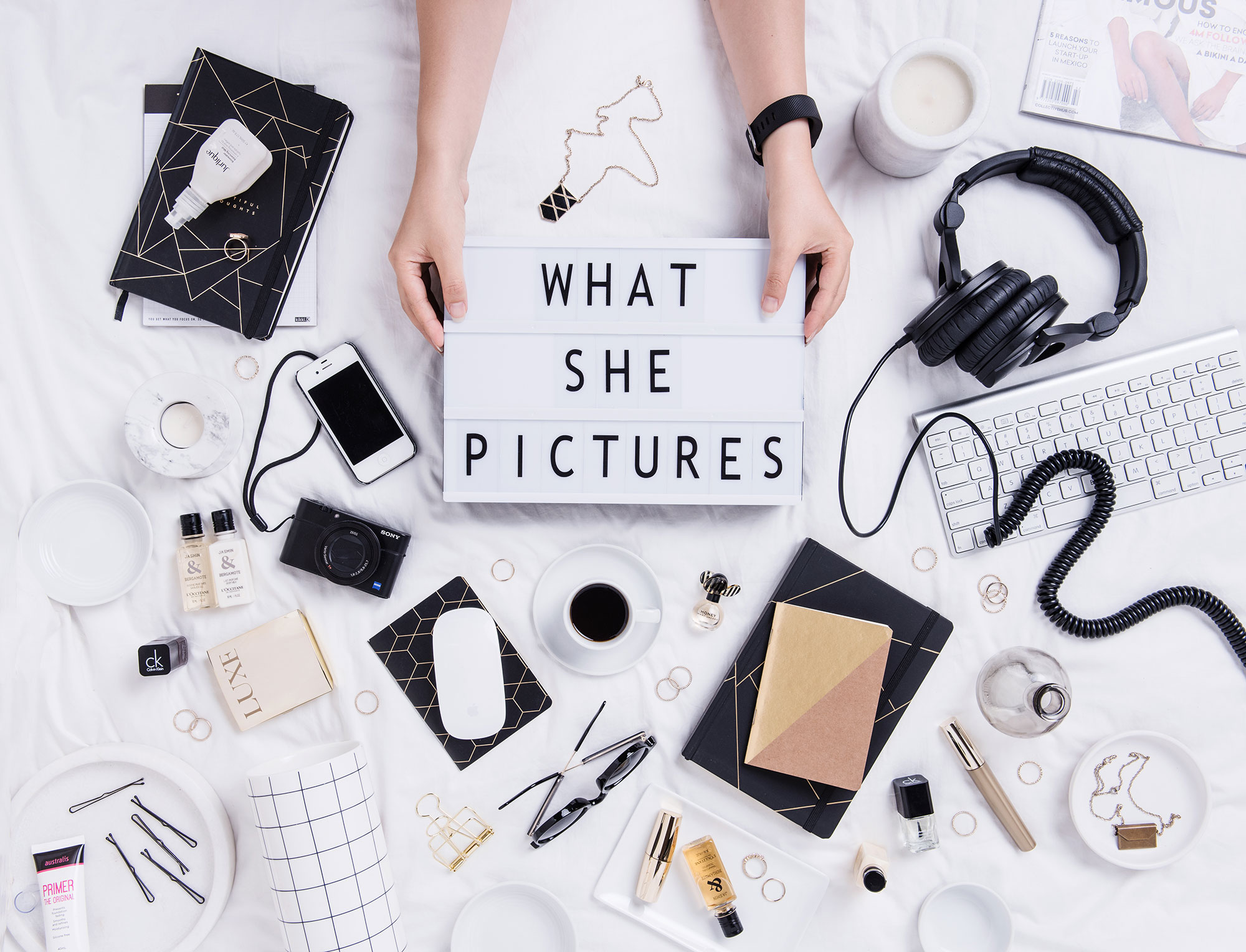 What She Pictures