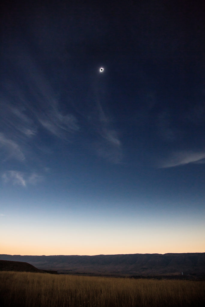 Total solar eclipse 2017. Casper, Wyoming. Camera: Canon 5D Mark III Photography Tips Blog