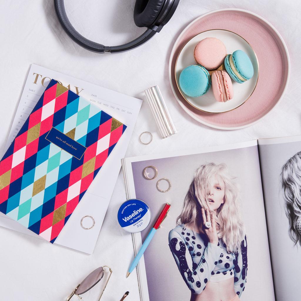 Flatlay Tips Photography Blog