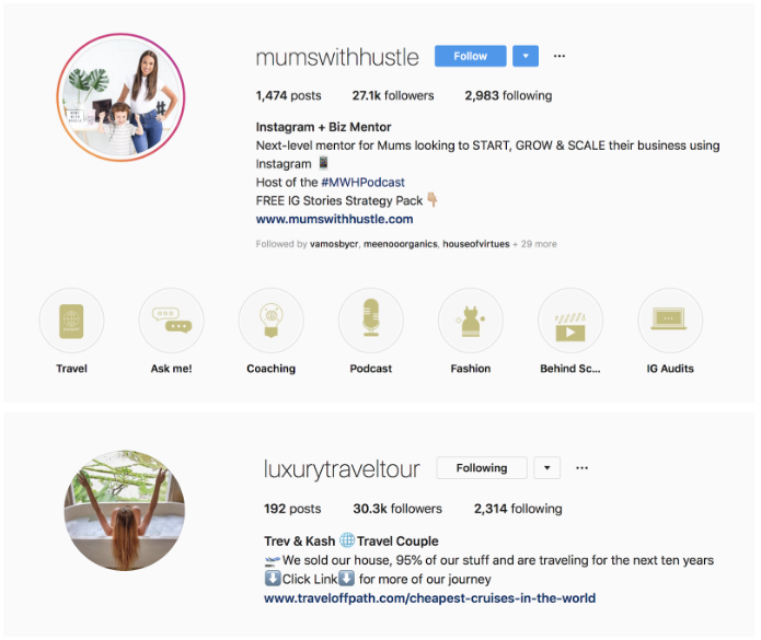 How to Write an Instagram Bio That Converts - Guest blog on whatshepictures.com