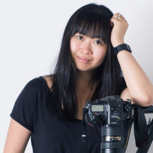 Connie Chan - Flatlay Photographer, Content Creator, Photography Tips Blogger
